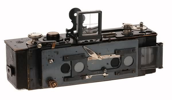 Homéos Stereo Camera