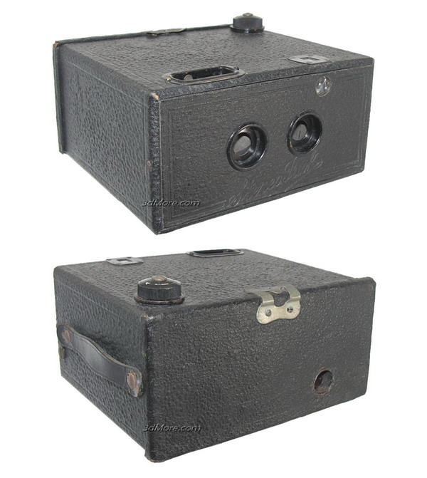 Stereo Puck Stereo Camera