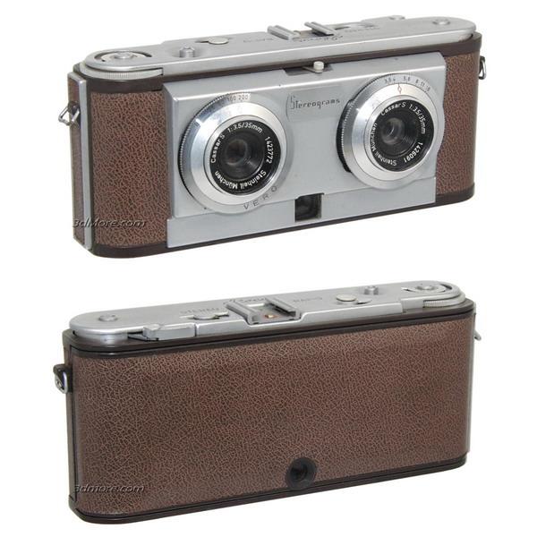 Stereograms Iloca Camera